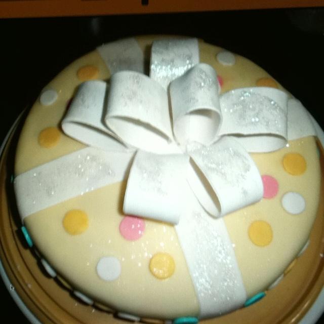 filled fondant cakes