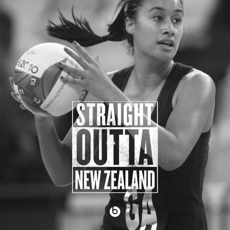 Silver Ferns Goal Attack Maria Tutaia. Shooting like a boss this Netball World Cup.