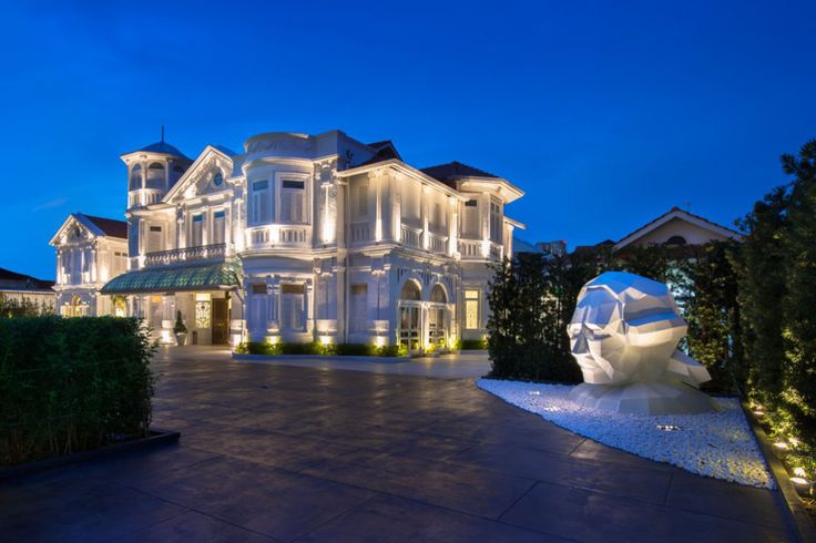Macalister Mansion – A Restored Colonial Mansion Hotel in George Town, Penang, Malaysia