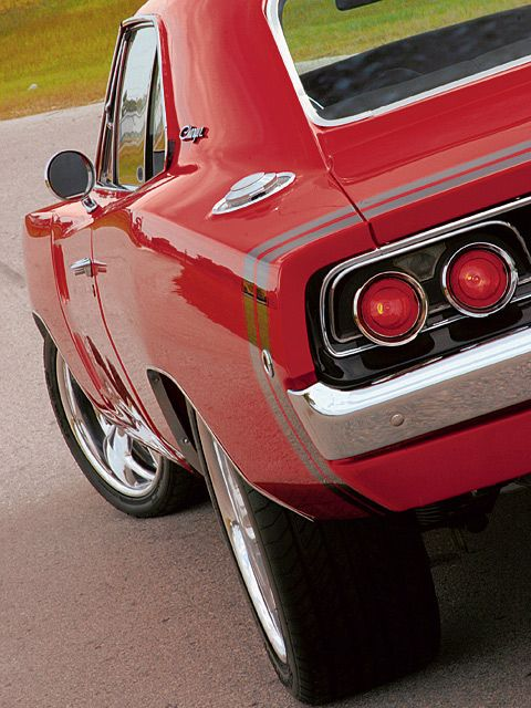 1968 Dodge Charger R/T good lord do chargers make my pants tight!