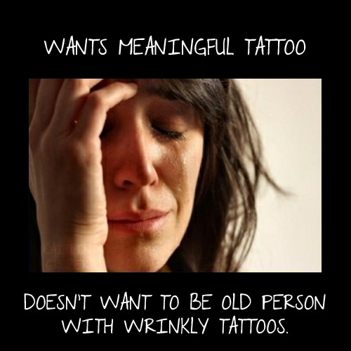 123 Curated Tattoo Memes And Quotes Ideas By