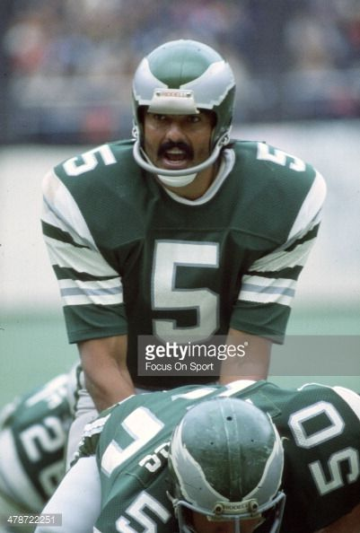 Eagles Black Jersey Green Pants >> Supe's On Part II: Uni History of the Philadelphia Eagles | Uni Watch
