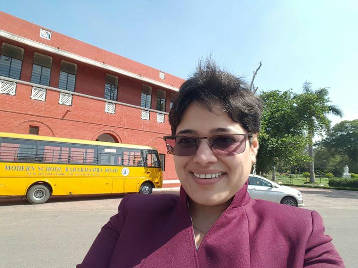 Modern School, New Delhi India