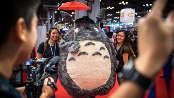 Here's How Adam Savage Built An Amazing Totoro Costume In One Day