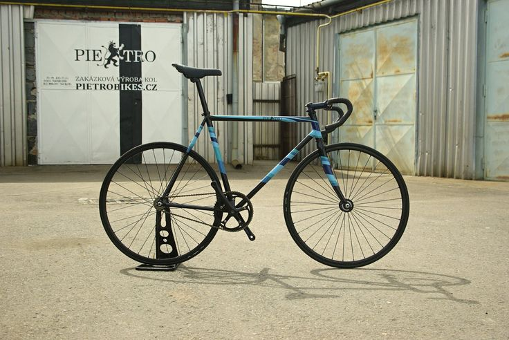 pietro bikes custom fix gear