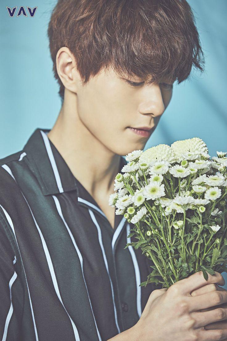 Jacob   VAV 2nd Digital Single Album [Flower] Concept Teaser 2017.05.03 12:00 PM #VAV #브이에이브이 #Flower #플라워