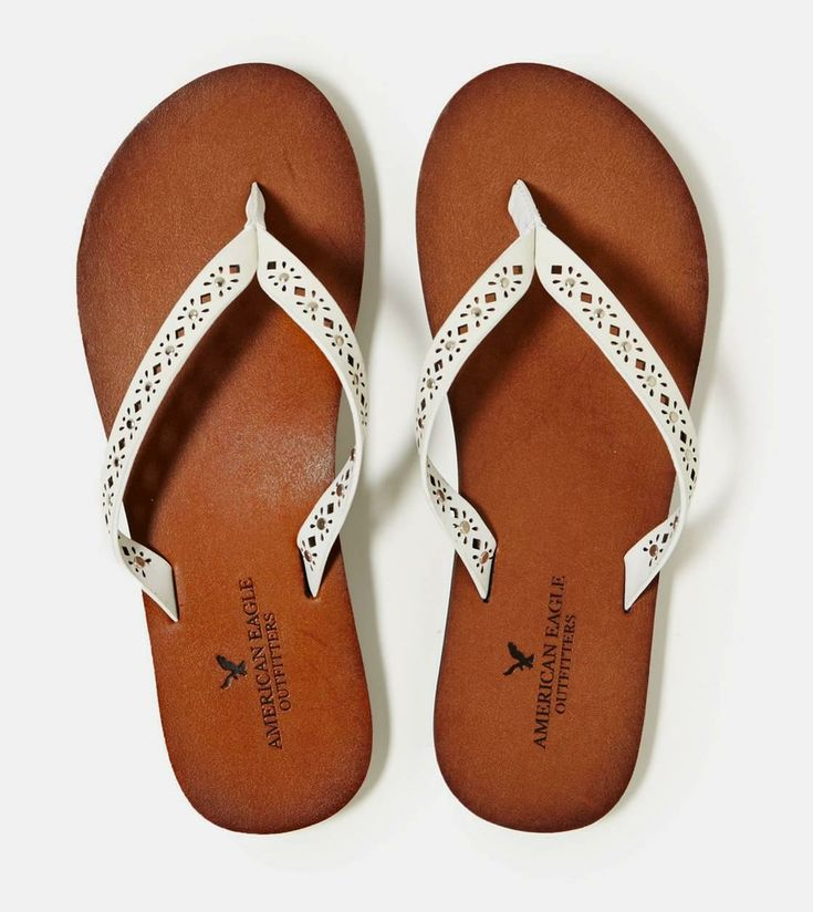 American Eagle Outfitters  AEO Studded Flip Flop