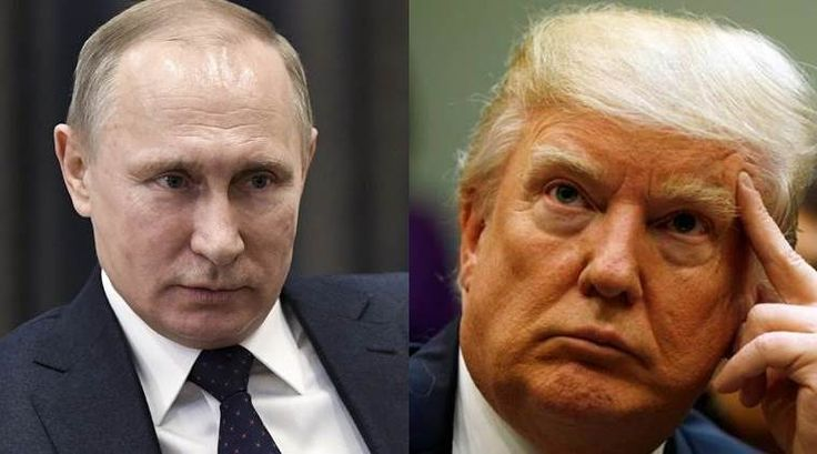 donald trump, vladimir putin, trump, putin, us president, russian president, us-russia relations, us airstrikes, syria chemical attack, syrian war, syrian civil war, us news, russia news, world news, latest news, indian express