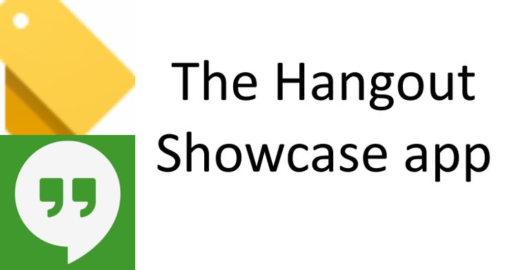 """""""How to Setup the Google+ Hangout Showcase app""""  The Showcase app allows you to promote or sell almost anything you can think of during a Hangout On Air Event.  This has taken Hangouts up a notch from being social and interactive, to getting your audience to undertake some specific Call To Action.  The Showcase app is a pivotal point not only for Hangouts, but for businesses wanting the next step with their online audience, and that's selling to them."""
