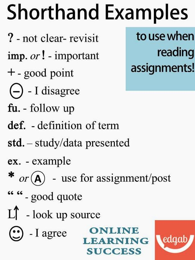 Shorthand writing alphabet printables