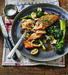 Bring the flavours of Siciliy to your plate with this simple fish supper.