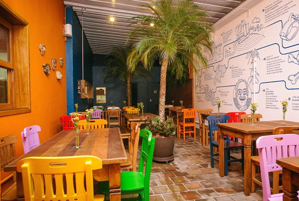 Guanahaní bar e restaurante colombiano