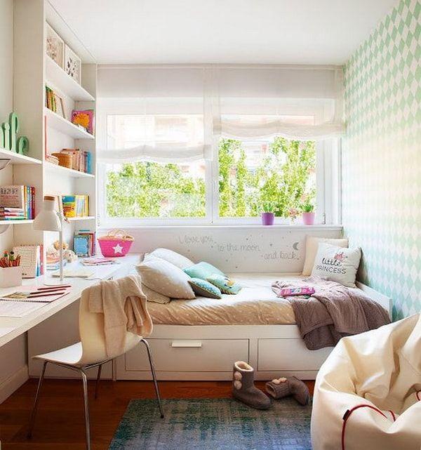 dormitorios pequeos ideas para decorar spequeas