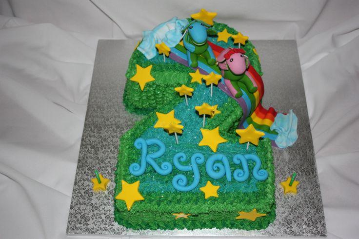 Lollos en Lettie cake - www.suikerbekkie.co.za