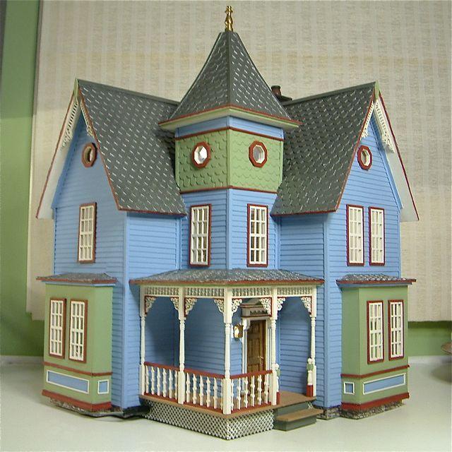 56 Best Fairfield Dollhouse Images On Pinterest