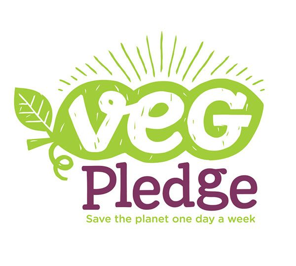 #adobeawards - Veg Pledge by Sarah Barton | Mary Shocklee | Adam Walsh | adrianne maurer - Contestant of the Adobe Design Achievement Awards in the category Social Impact - Photography / Print / Illustration / Graphic