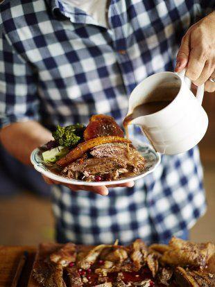 Roast Goose | Game Recipes | Jamie Oliver