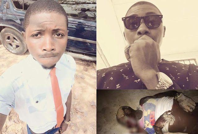 Ebonyi State University Graduate Shot Dead By Cultists At Popular Bar