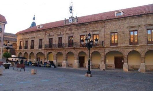 Reforma de la Casa Consistorial de Benavente, España
