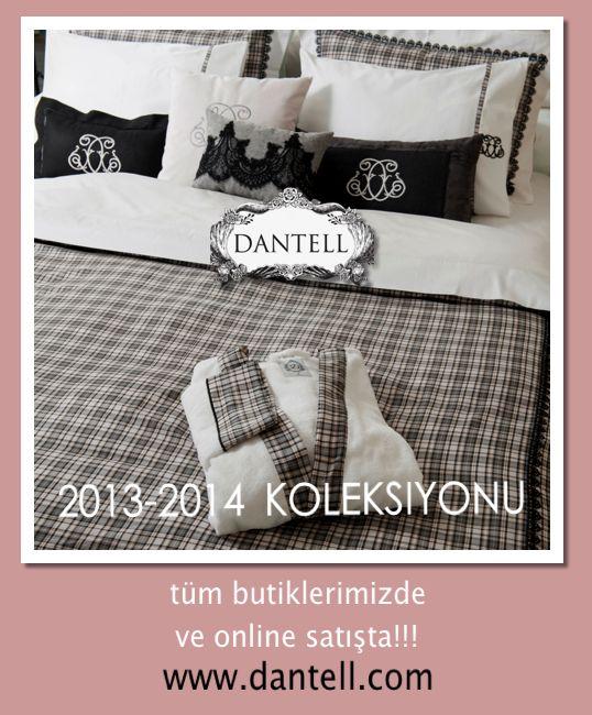 #Dantell 2013-2014 Koleksiyonu artık online satışta... New Collection is online now!!! www.dantell.com #hometextile #home #online #online_shopping #shopping
