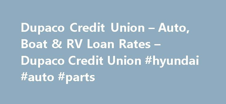 used car loan rates private dealer