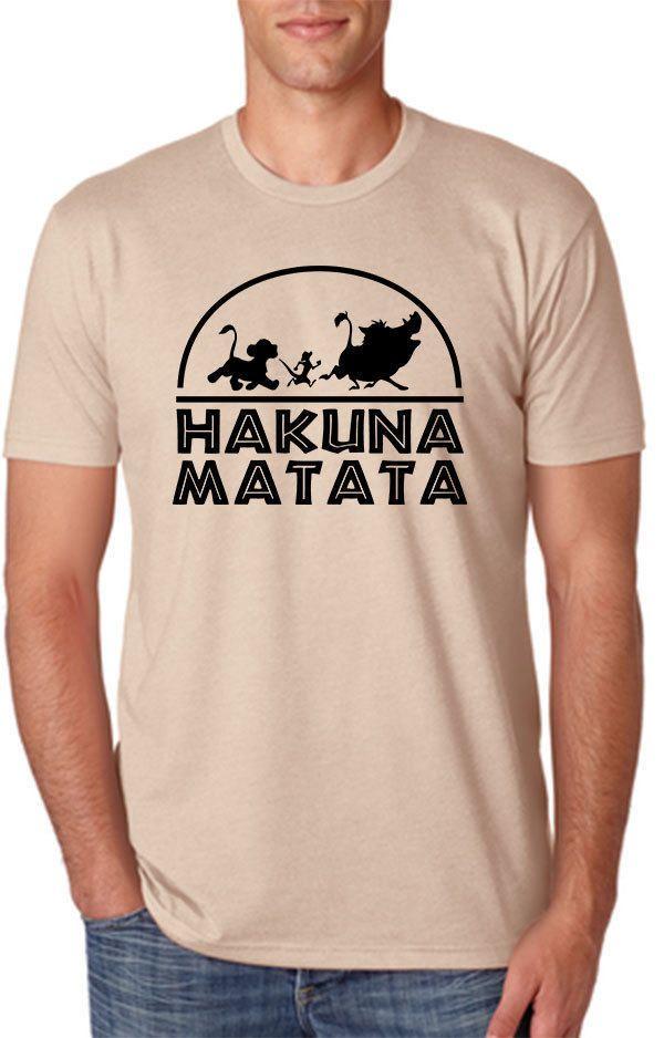 Hakuna Matata shirt,Disney Vacation tshirt,Lion King shirt,Disney Tshirt,Hakuna Matata,Mens Disney Shirt,Men's Lion King shirt