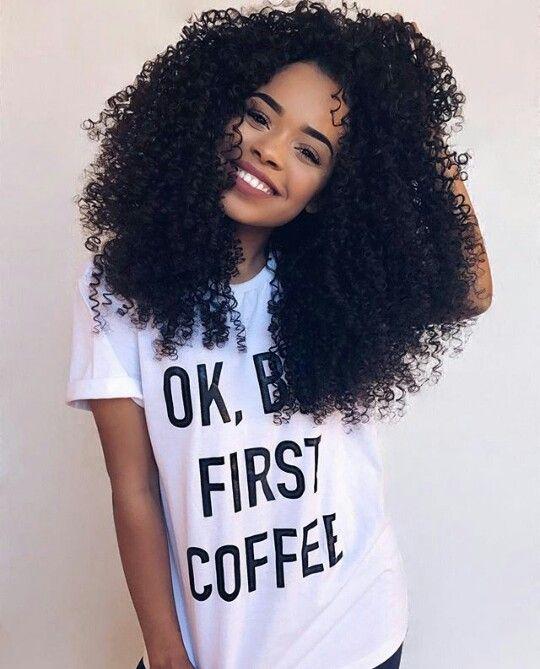 siempre estemos felices por nuestro estilo de cabello, nos hace ver hermosas, asi que no lo cambien por otra cosa