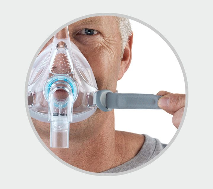 masque medical etanche
