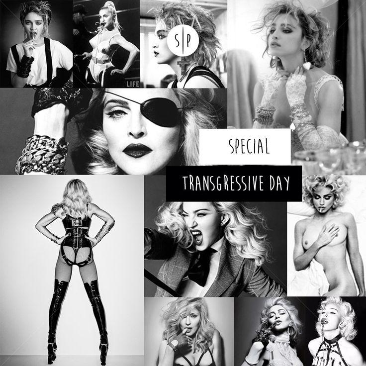 Happy birthday Madonna!  Oggi la Regina del Pop compie gli anni e per lei... non passano mai!  #Madonna #happybirthdayMadonna #MadonnaDay #RebelHeart #RebelHeartTour