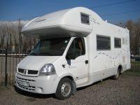 Renault Master 2500 140cv Автобус-дом