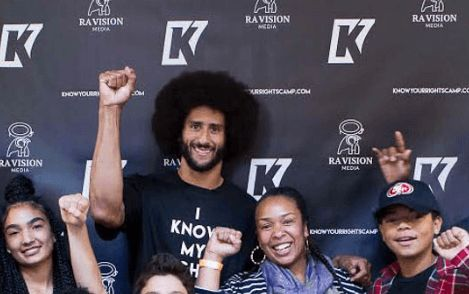 Colin Kaepernick's free agency hasn't slowed down his charitable efforts as he's continued to make huge donations to philanthropic organizations. The NFL q