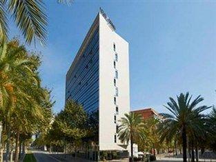 Amrey Diagonal Hotel Barcelone - Extérieur de l'hôtel