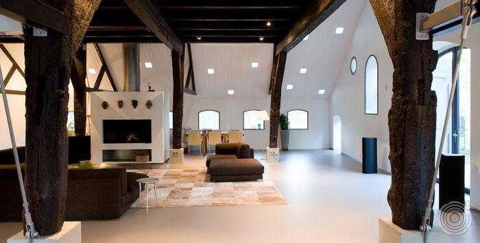 Meer dan 1000 idee n over oud huis verbouwen op pinterest huis verbouwen kozijn en kraal - Oud gerenoveerd huis ...