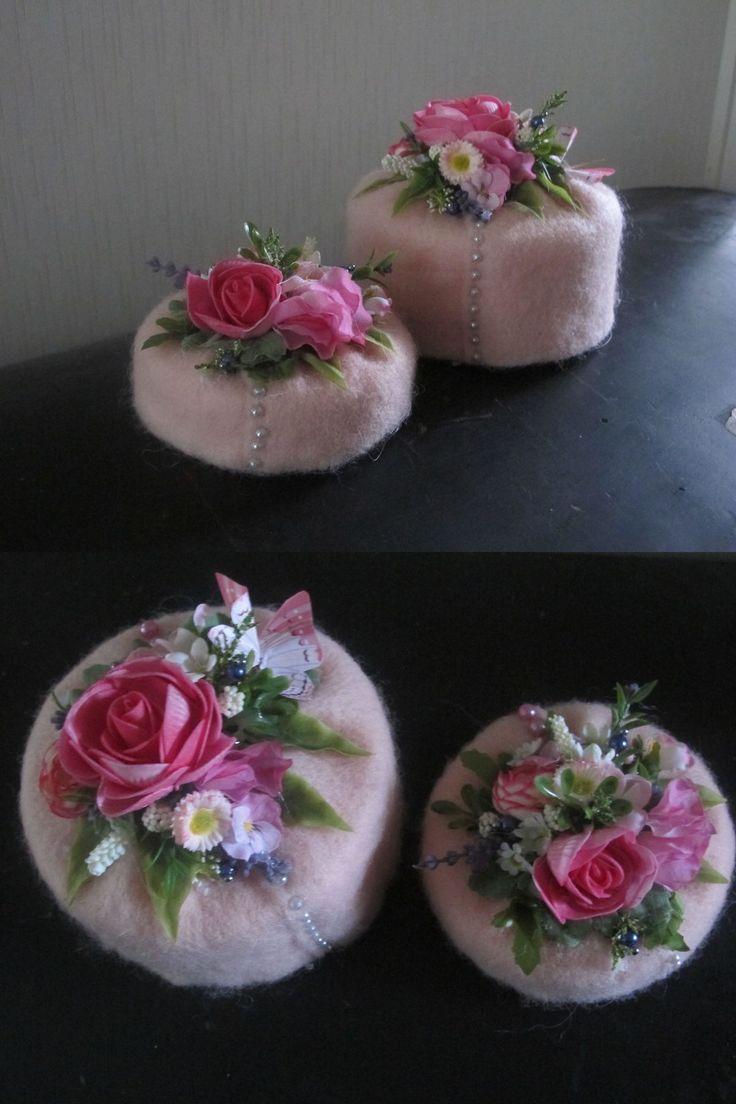 17 beste idee n over kleine bloemstukken op pinterest for Boomschijven decoratie
