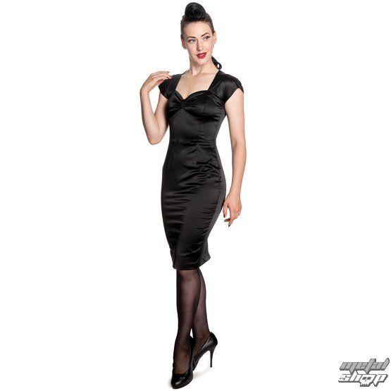 šaty dámské HELL BUNNY - Angie - Blk
