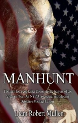 "You should read ""MANHUNT"" on #Wattpad. #action"