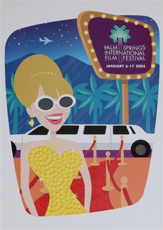 Palm Springs International Film Festival 2005 Poster