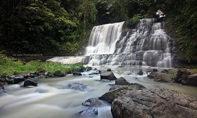 Merloquet Falls, Sibulao, Zamboanga City by Dy Jeric, via Flickr