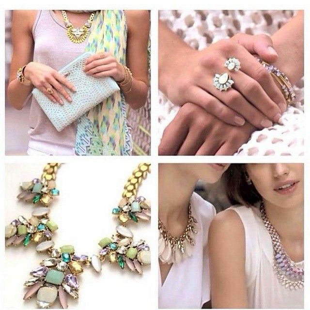 Colors inspired by the French Riviera. Stella & Dot Spring 2015 launches 1-13! www.stelladot.com/erintashjian