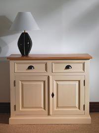 Mottisfont Waxed Pine Hall Cupboard