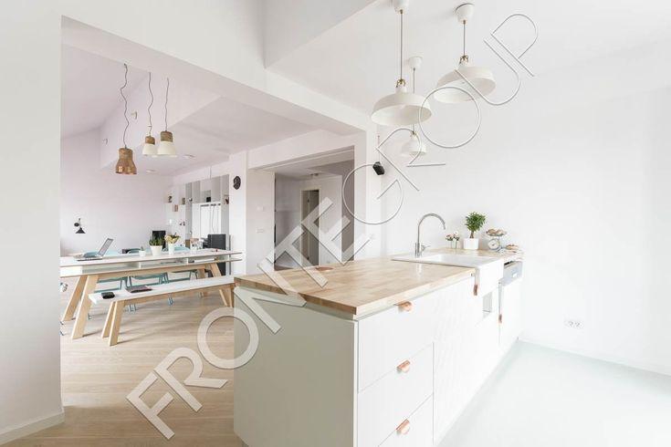 #Furniture #MadeToMeasure #ModernKitchen #InteriorDesign #FronteDesign