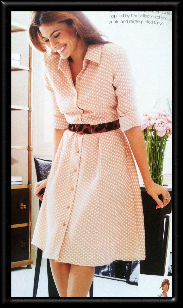 Eva Mendes' new collection with New York and Company  This dress is so pretty and seems pretty versatile