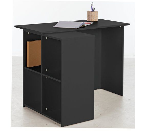 25 best ideas about black corner desk on pinterest small corner desk white study desks and Argos home office furniture uk