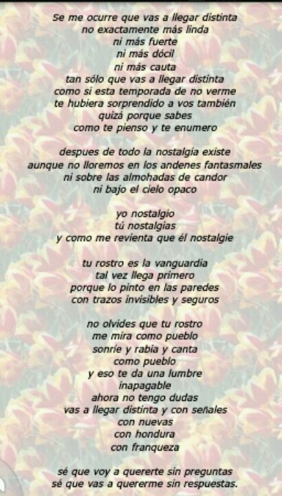 flirting quotes in spanish crossword words lyrics 1