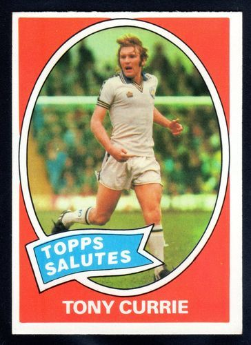 tony currie - leeds united