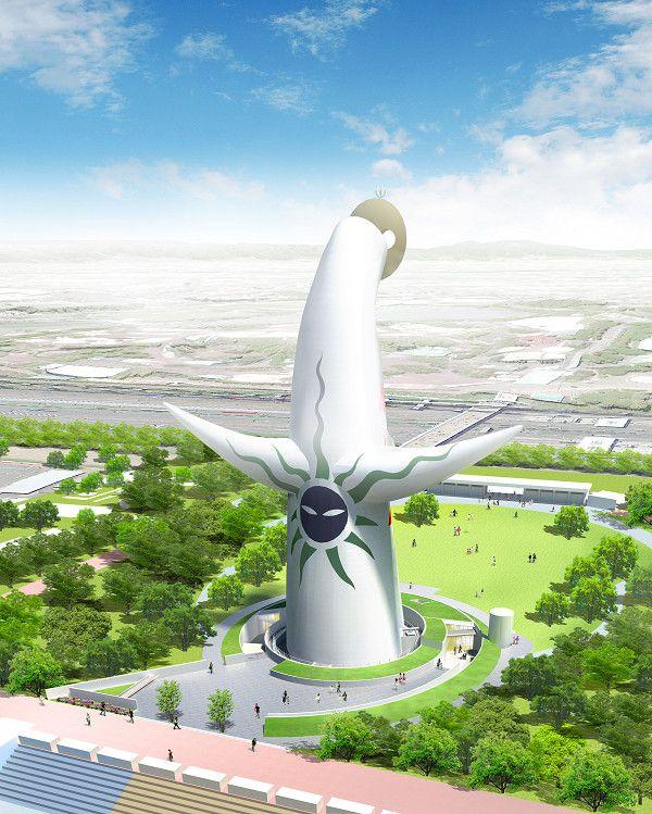 【レガシー】大阪万博のシンボル「太陽の塔」 耐震改修、内部展示を復元・制作し18年公開へ | 建設通信新聞Digital