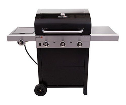 Char-Broil Performance TRU Infrared 450 3-Burner Cart Gas Grill