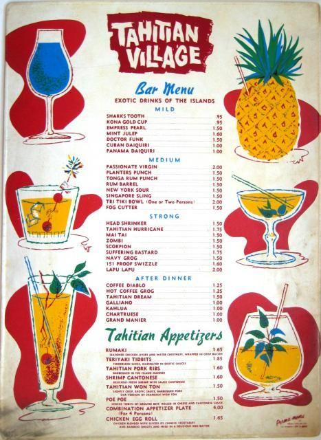 Best 25+ Vintage menu ideas on Pinterest Food menu design, Menu - cocktail menu template free download