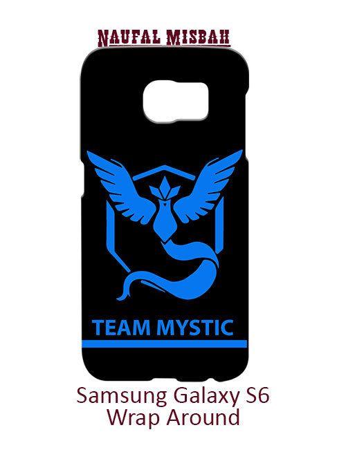 Team Mystic Pokemon GO Samsung Galaxy S6 Case Cover