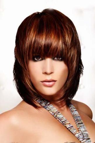 unique highlights for hair | Hair Highlights | Haircuts, Hairstyles for 2013 and Hair colors for ...
